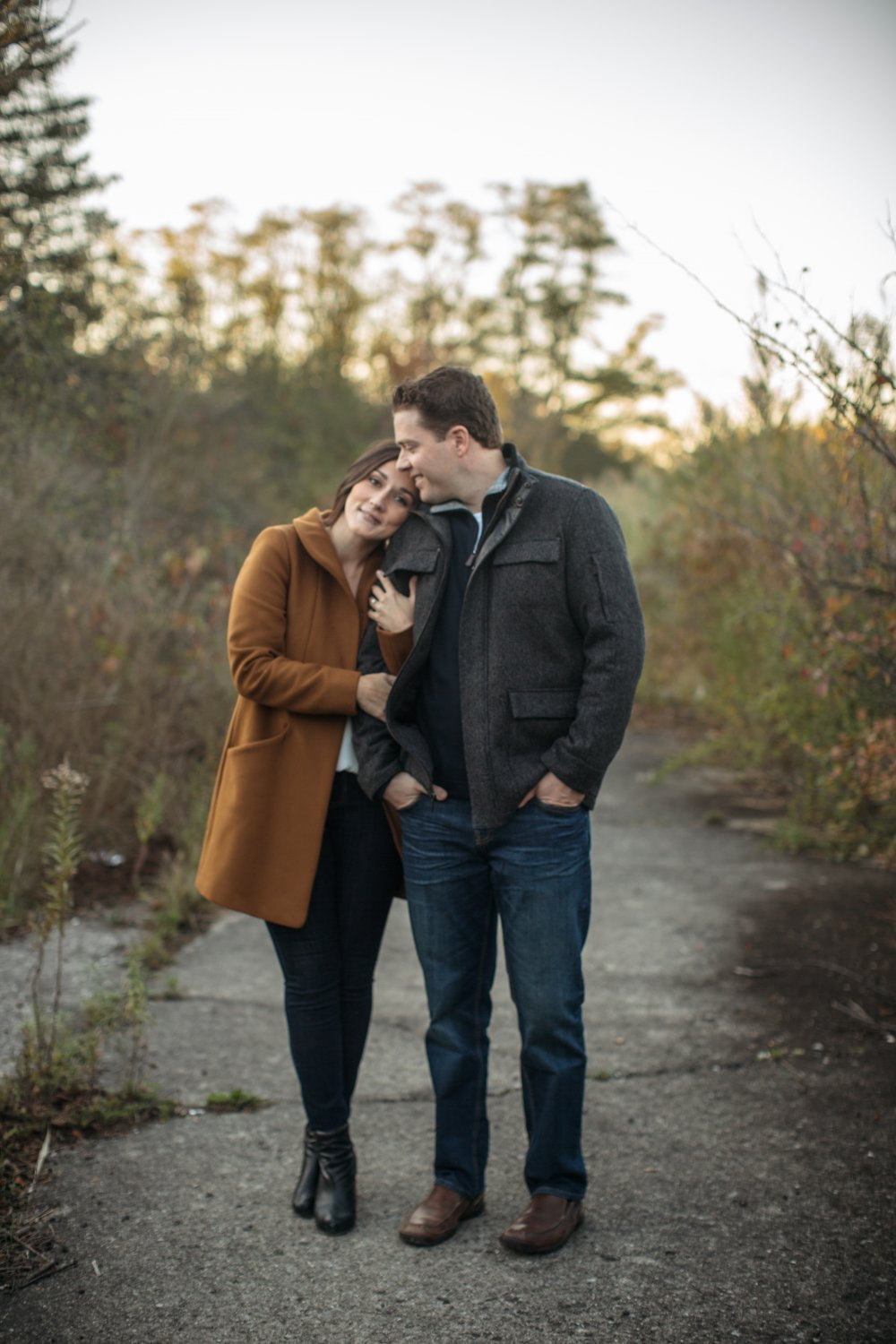 JF Hannigan Photography Engagement Session: Amy and Dave: walking on water 17