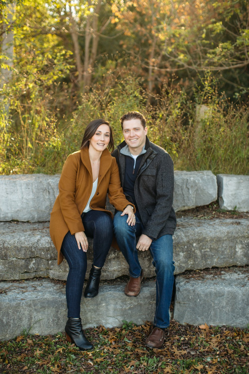 JF Hannigan Photography Engagement Session: Amy and Dave: walking on water 3