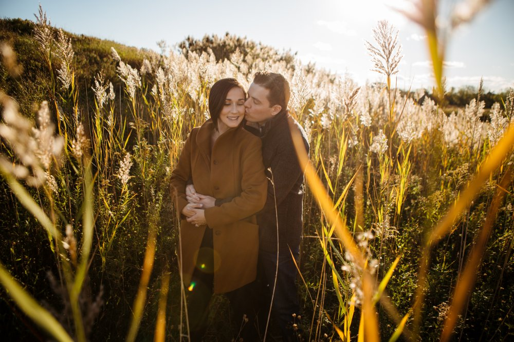 JF Hannigan Photography Engagement Session: Amy and Dave: walking on water 6