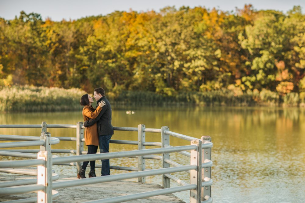 JF Hannigan Photography Engagement Session: Amy and Dave: walking on water 7