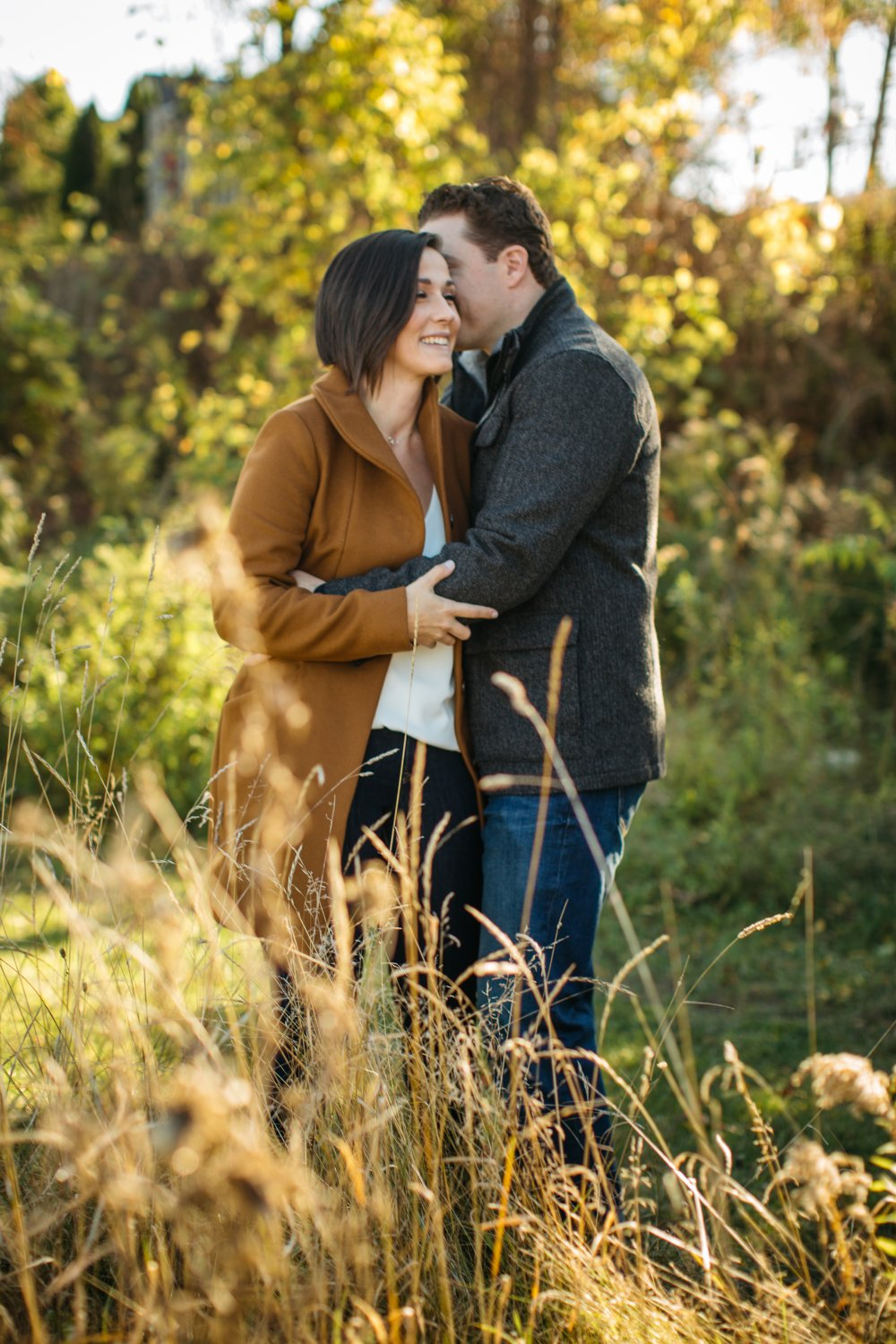 JF Hannigan Photography Engagement Session: Amy and Dave: walking on water 2