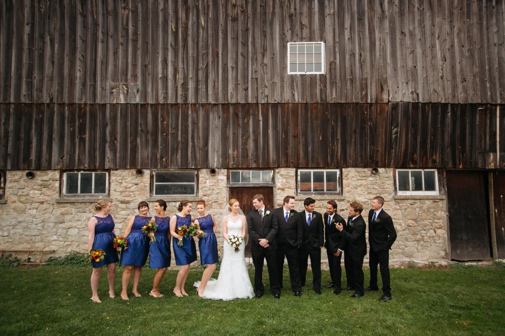 JF Hannigan Wedding Photography: Christine and Mark: fall down on the escarpment 63