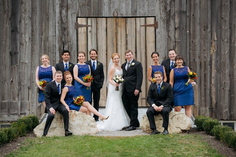 JF Hannigan Wedding Photography: Christine and Mark: fall down on the escarpment 64