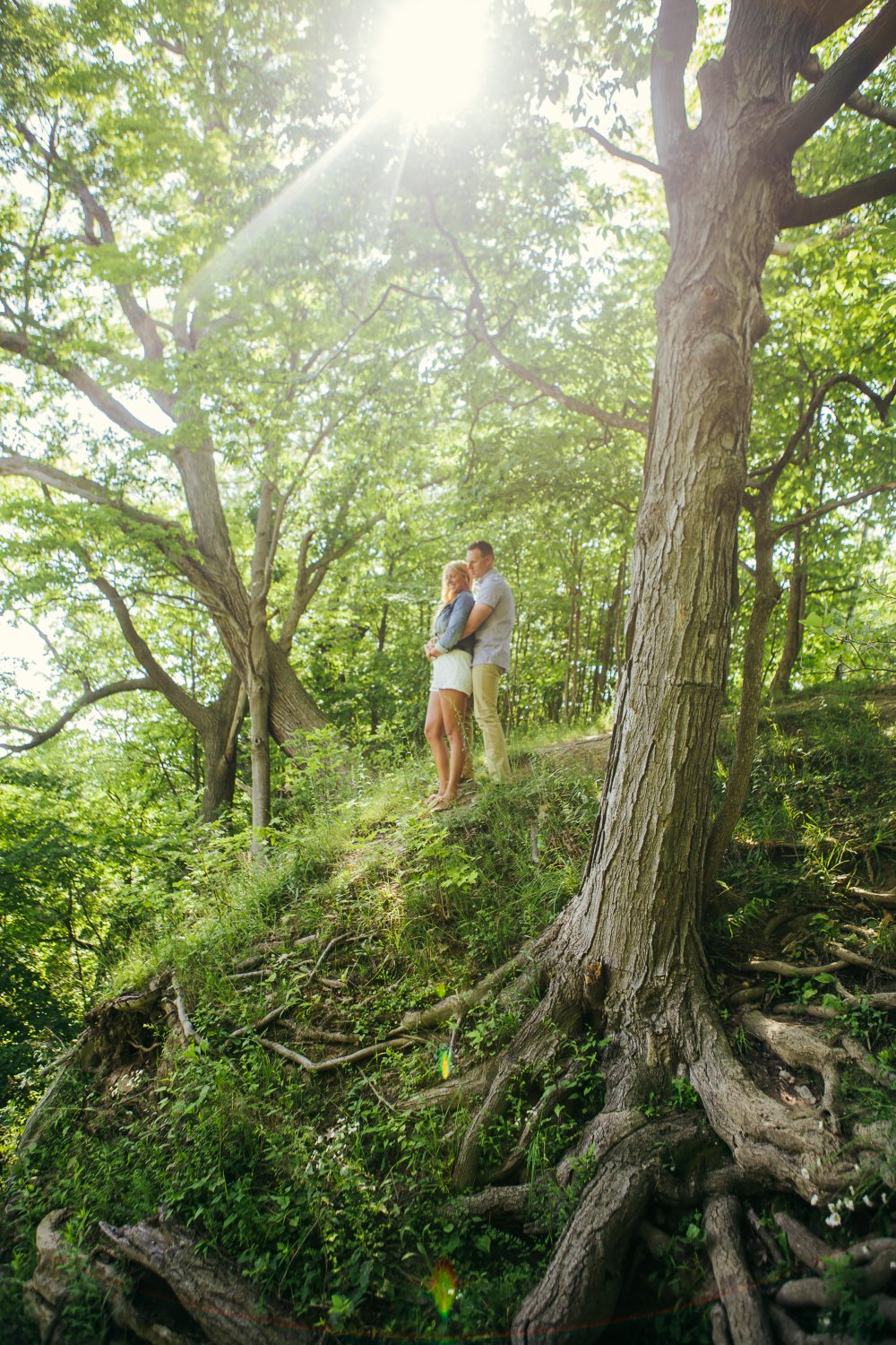 JF Hannigan Photography Engagement Session: Kerissa and Nathan: back in the C A N A D A 2