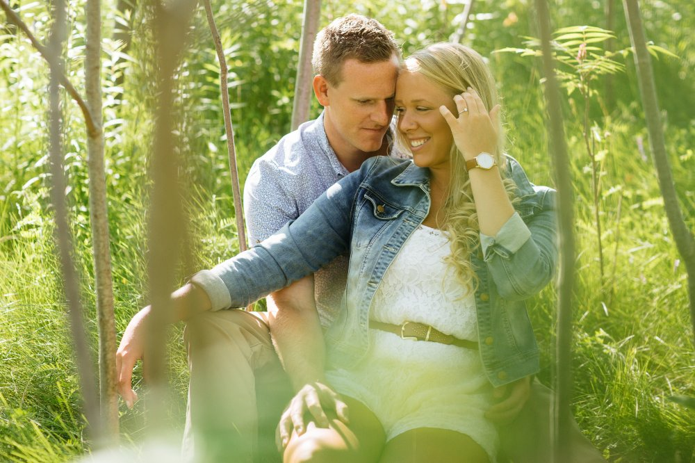 JF Hannigan Photography Engagement Session: Kerissa and Nathan: back in the C A N A D A 6