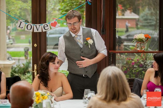 Wedding Speeches, Wedding Reception, Wedding Day, Bride and Groom, Niagara Wedding Photography, Niagara Wedding Photographer