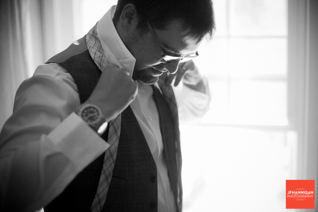Black and White, Tie, Wedding Details, Wedding Day, Bride and Groom, Niagara Wedding Photography, Niagara Wedding Photographer