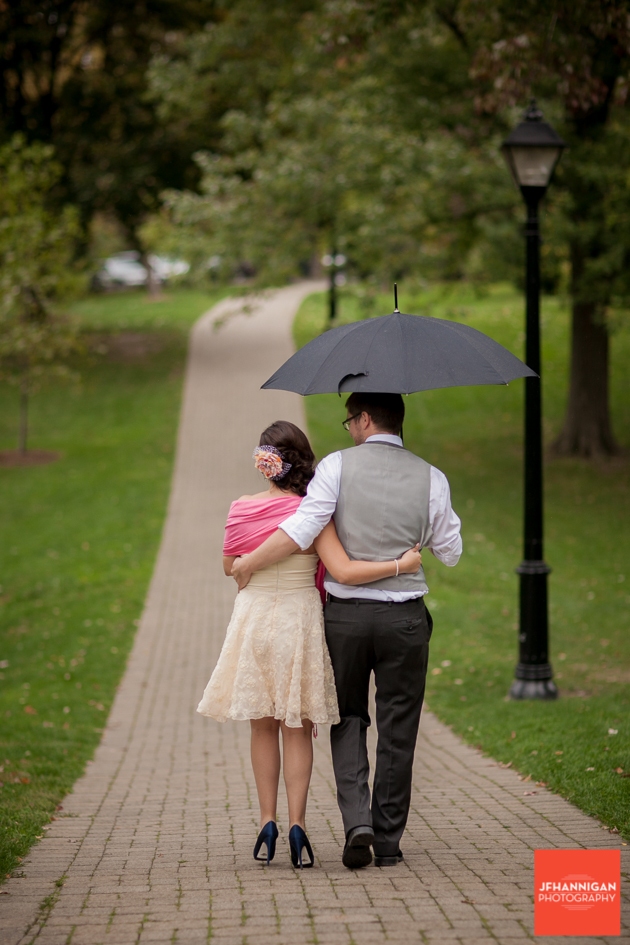 umbrella, Wedding Day, Bride and Groom, Niagara Wedding Photography, Niagara Wedding Photographer