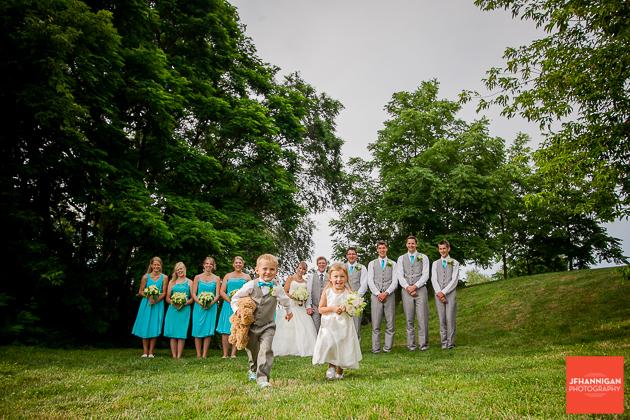 niagara, wedding, photographer, joel, hannigan, legends estate winery, children, party, bridesmaids