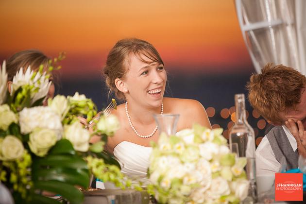 niagara, wedding, photographer, joel, hannigan, legends estate winery, bride, alughing