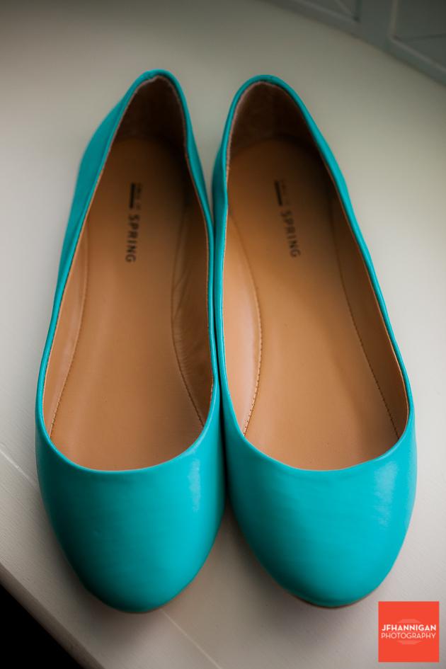 niagara, wedding, photographer, joel, hannigan, shoes, blue
