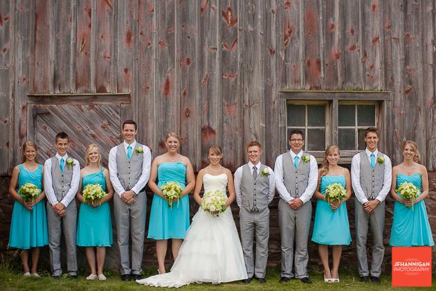 niagara, wedding, photography, joel, hannigan, party, blue, flowers,