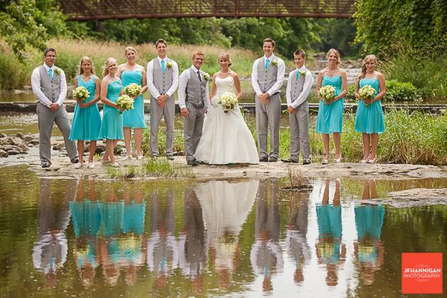 niagara, wedding, photography, joel, hannigan, bride, rgoom, party, blue, water, bridge
