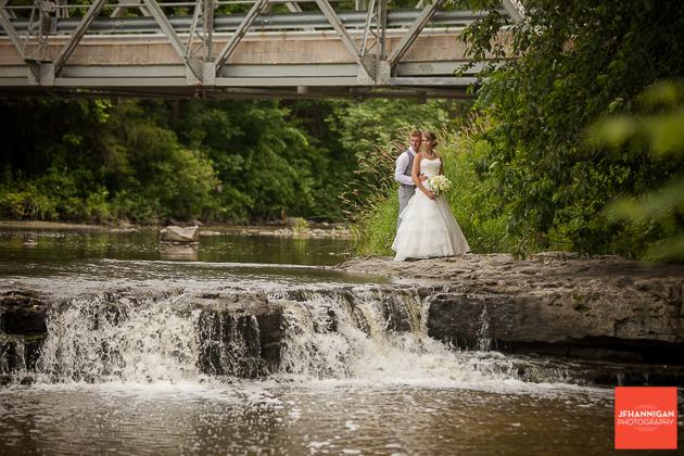 niagara, wedding, photography, joel, hannigan, bride, groom, water, bridge