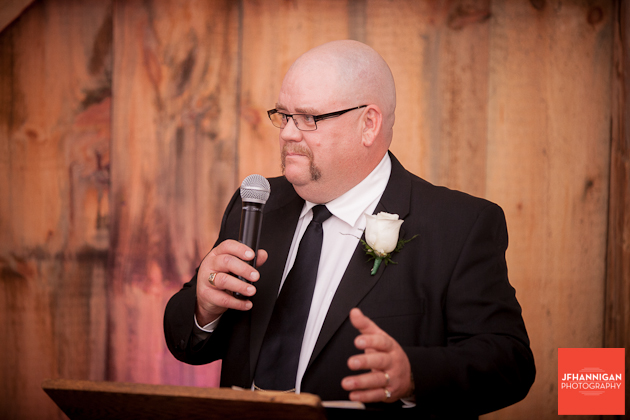 groom's father's speech