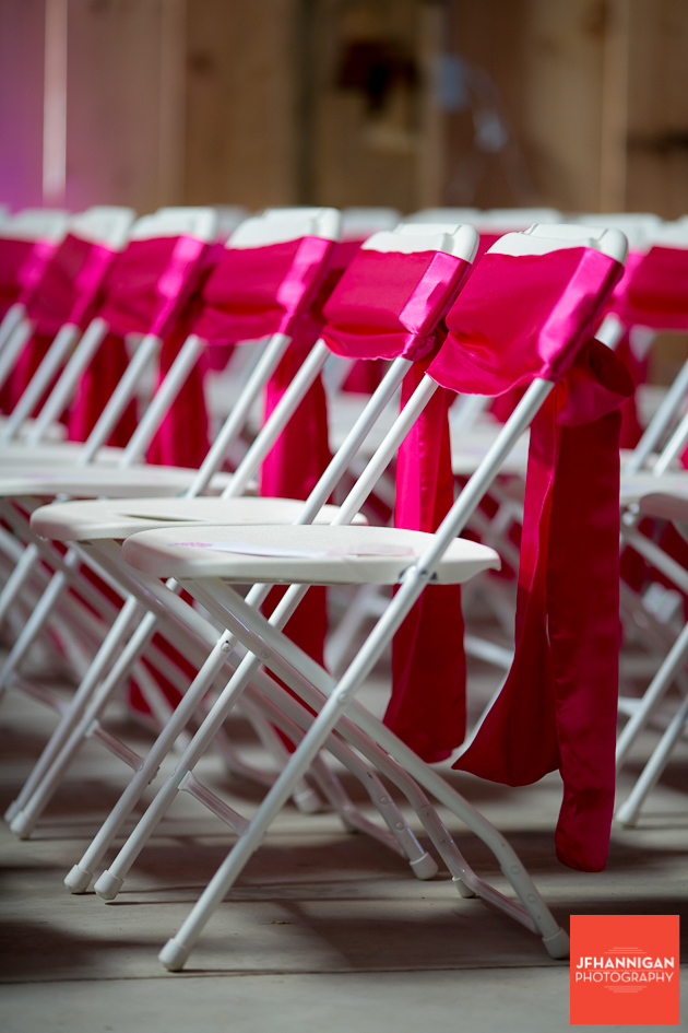 decorated folding chairs