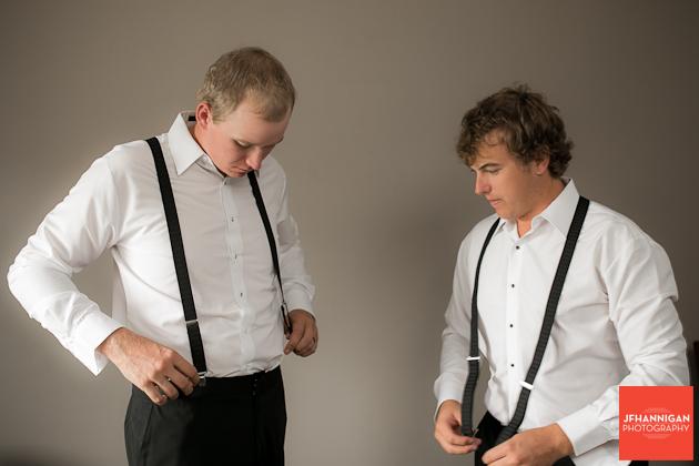 usher's suspenders