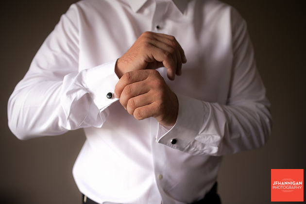 groom's shirt