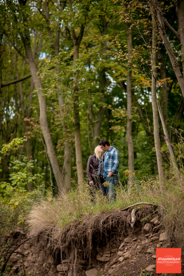 long grass, wooded area, trees, Portraits, Couple Portrait Session, Niagara Wedding Photographer, Niagara Photographer