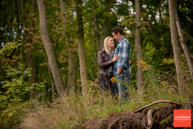 trees, woods, cliff, Portraits, Couple Portrait Session, Niagara Wedding Photographer, Niagara Photographer