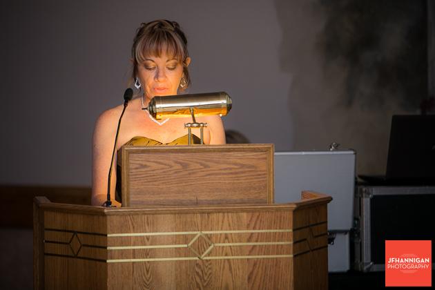 mother's wedding reception speech