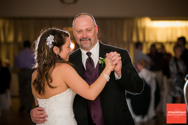 father daughter dancd