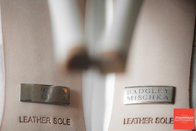 bridal shoe's sole