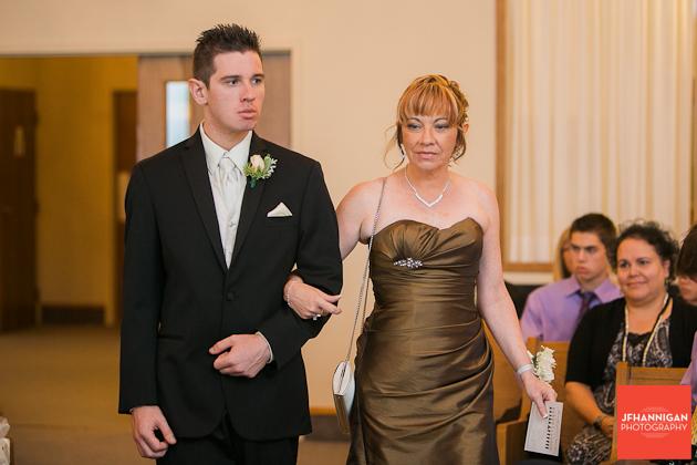 wedding entrances