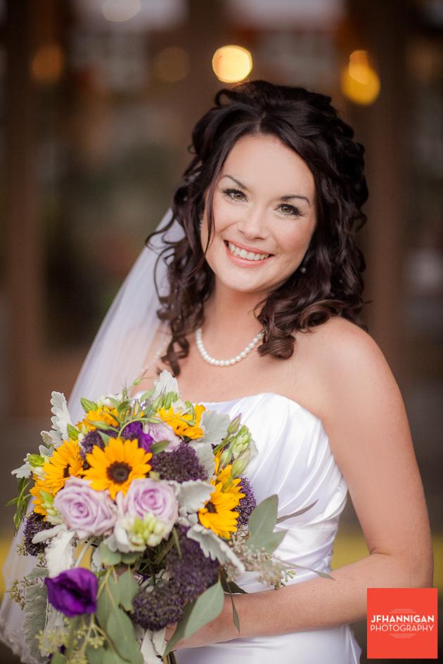 bridal portrait Niagara Wedding Photographer