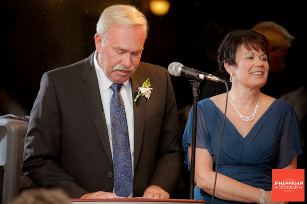 bride's father's speech