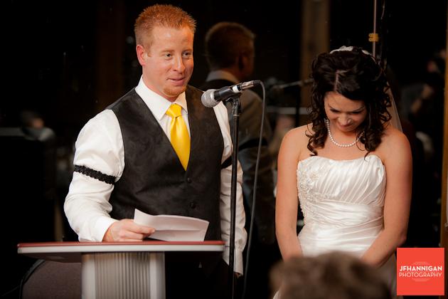 groom's speech at wedding