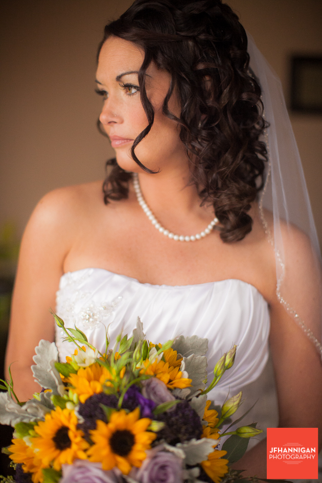 bridal portrait Niagara Wedding PHotographer