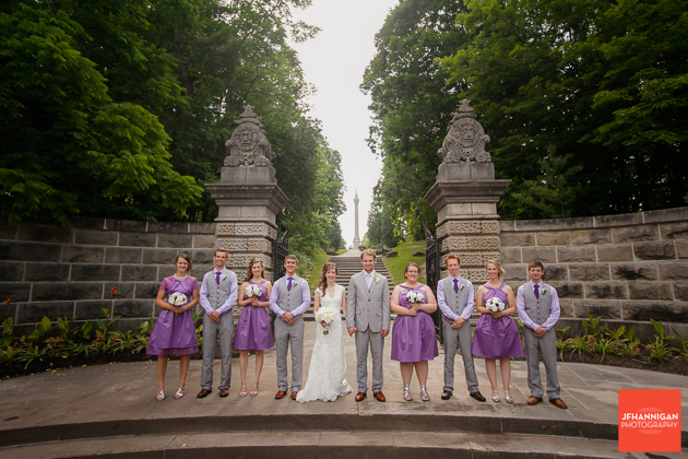 Queenston Heights, wedding party, Wedding Day, Niagara Wedding Photographer, Niagara Wedding Photography