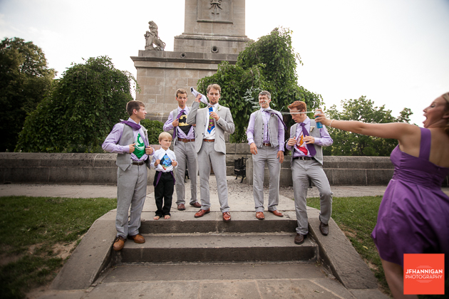 Groomsmen, Queenston Heights, Wedding Day, Niagara Wedding Photographer, Niagara Wedding Photography