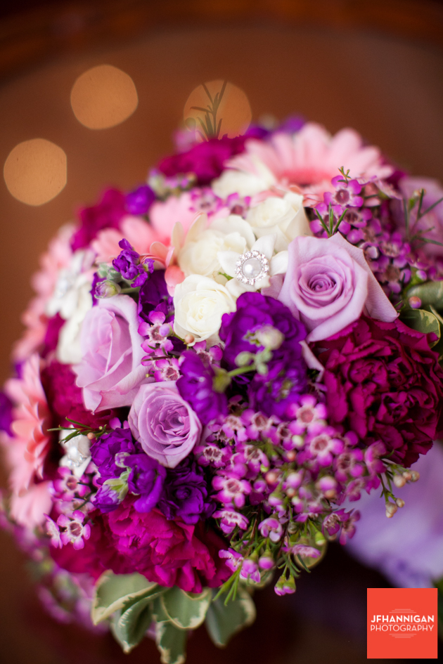 bridal bouquet Niagara Wedding photographer