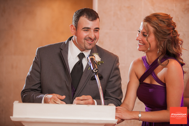 bestman and bridesmaid reception speeches