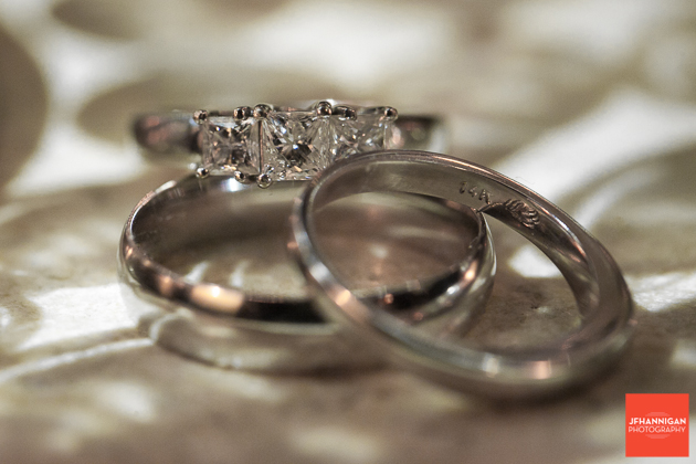 wedding rings Niagara Wedding Photographer
