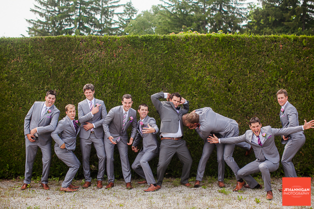 niagara, wedding, joel, hannigan, photography, groom, groomsmen
