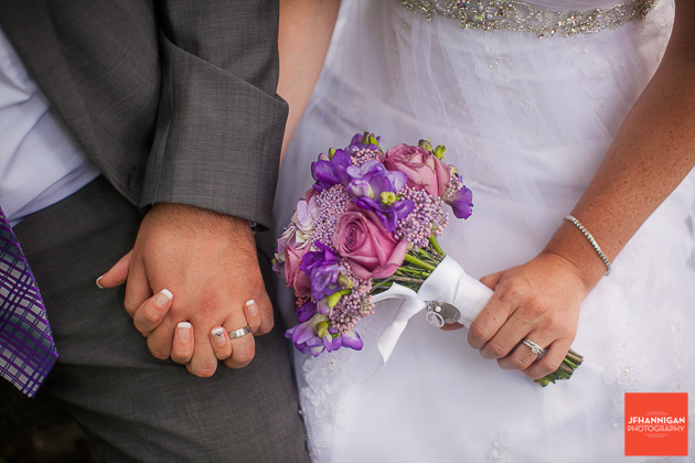 niagara, wedding, joel, hannigan, photography, hands, ring, flowers
