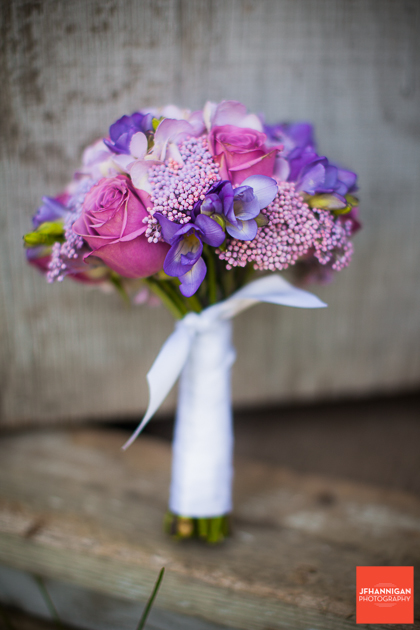 niagara, wedding, flowers, bouqet, purple