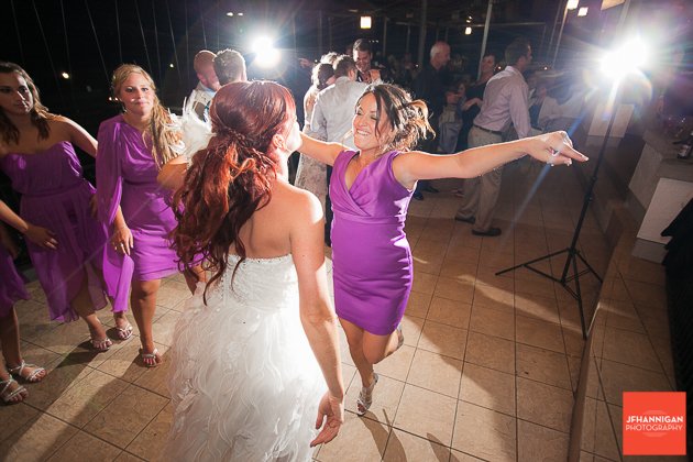 niagara, wedding, joel, hannigan, photography, bride, groom, dance, party, night