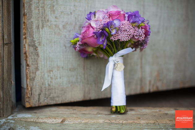 niagara, wedding, flowers, purple