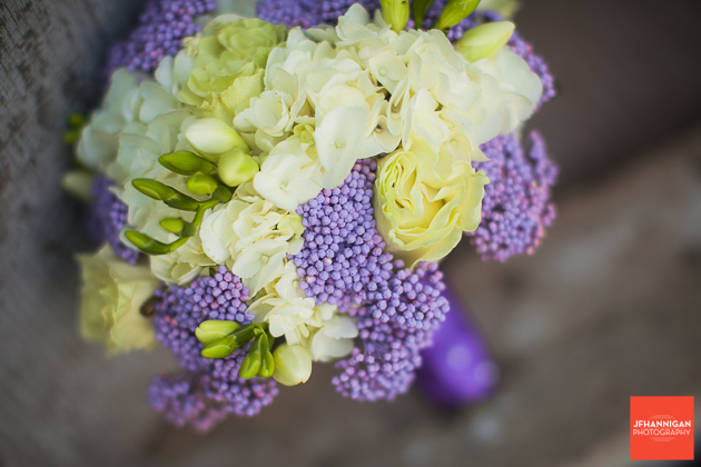 niagara, wedding, flowers, purple, yellow, bouquet