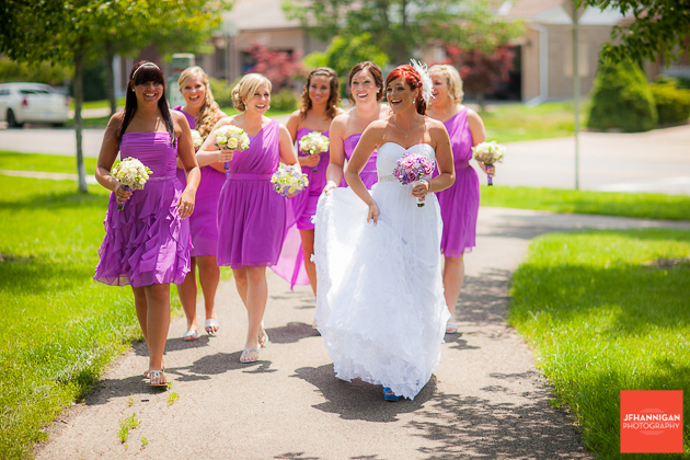 niagara, wedding, joel, hannigan, photography, bride, bridesmaids