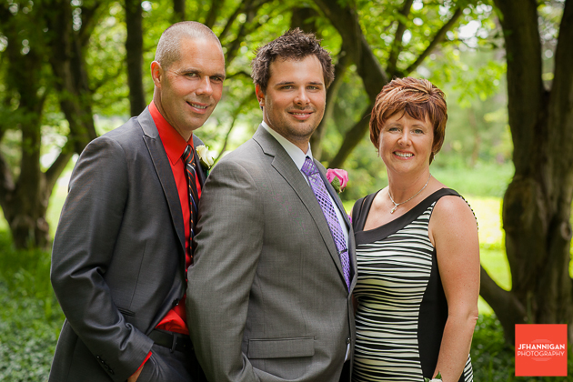 niagara, wedding, joel, hannigan, photography, mom, dad, groom