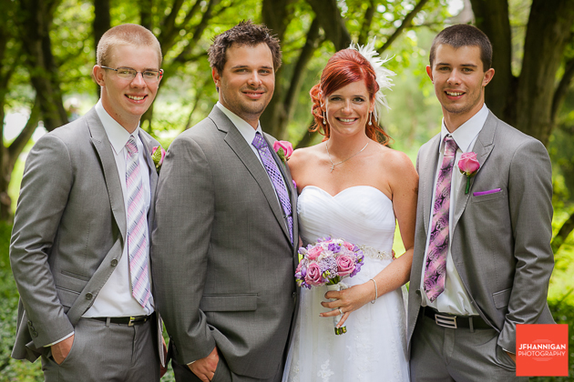 brothers, niagara,family, wedding, joel, hannigan, photography,