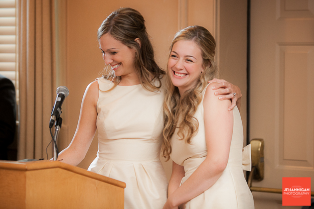 wedding reception speeches