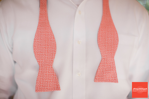 untied bow tie Niagara Wedding photographer