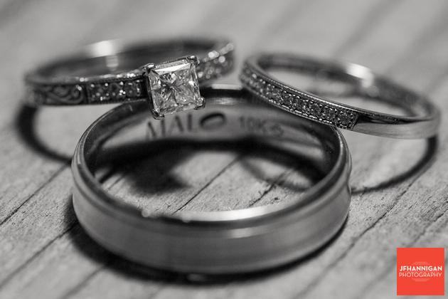 rings Niagara Wedding Photographer
